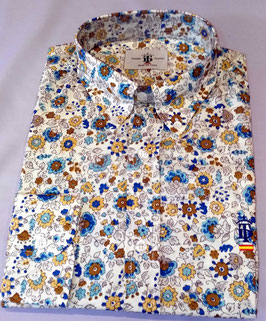 Camisa Morantista base blanca