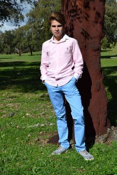 Camisa Raya Rosa
