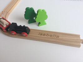 Brio Eisenbahn-Set mit graviertem Namen
