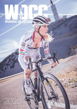 WOMEN OF CYCLING CALENDAR 2020