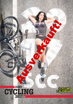 Sexy Cycling Calendar Swiss 2017