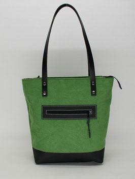 """Tasche """"Grenoble"""" grün"""