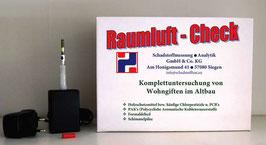 Raumluft-Check Altbau (bis ca. 1990)