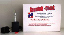 Raumluft-Check Weichmacher (Phthalate)