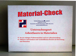 Asbest Material-Check