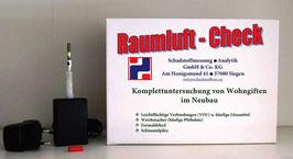 Raumluft-Check Neubau (ab ca. 1990)