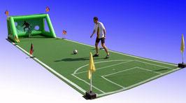 Radar Soccer Game