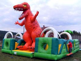 """Jumping Castle """"Dinosaur"""""""