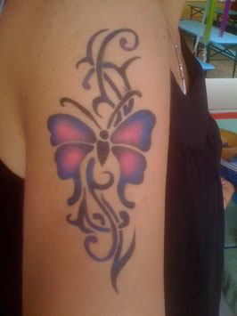 Airbrush - Tattoos