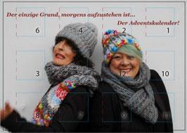 Adventskalender Steiling+Kurze, 24x Staunen