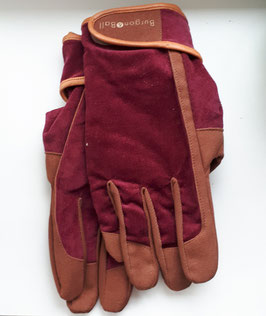 Burgon & Ball - Handschuhe bordeaux