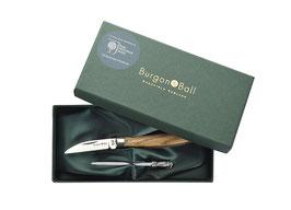 Burgon & Ball - Taschenmesser mit Geschenkbox Compact