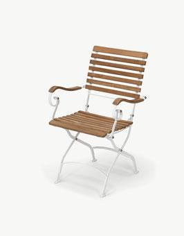 Skagerak -  Stuhl Grenen mit Armlehnen