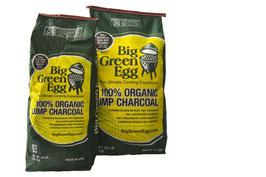 Premium Organic Lump Charcoal - Hochwertige Bio-Holzkohle