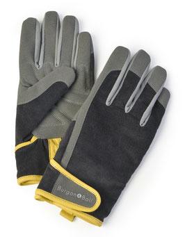 "Burgon & Ball - ""Dig the Glove"" Denim grey"