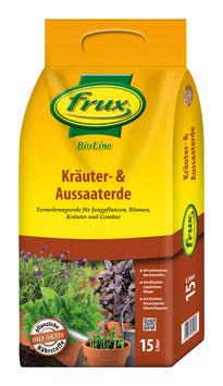 Frux Kräuter- & Aussaaterde