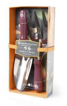 Passiflora Handschaufel & Handgabel
