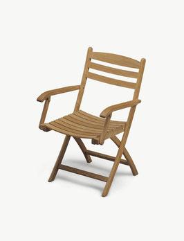 Skagerak - Stuhl Selandia mit Armlehnen