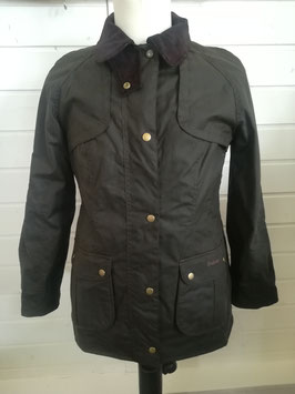 Barbour - Crossbill Waxed Olive