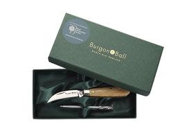 Burgon & Ball - Damen Gartenmesser mit Geschenkbox