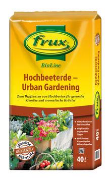 Frux Hochbeeterde - Urban Gardening