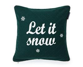 Lexington Let it snow Sham
