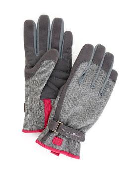 "Burgon & Ball - ""Love the Glove"" Grey Tweed"