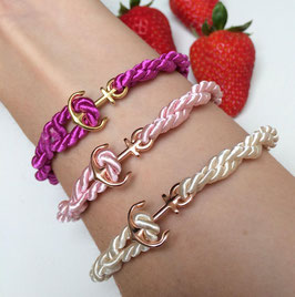 Pearlicious Anker Armband