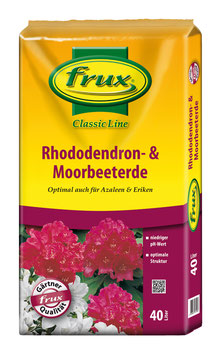 Frux Rhododendron- & Moorbeeterde