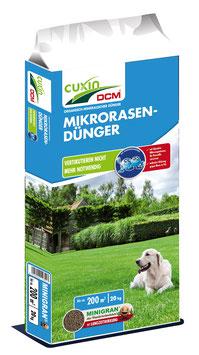 Mikrorasen-Dünger