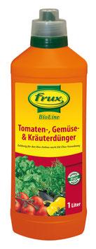 Frux Tomaten-, Gemüse- & Kräuterdünger