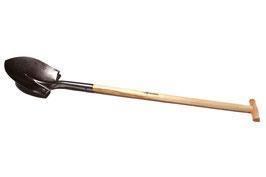 Krumpholz Spatenschaufel mit Eschen-T-Stiel