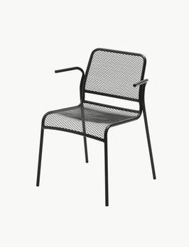 Skagerak - Stuhl Mira mit Armlehnen