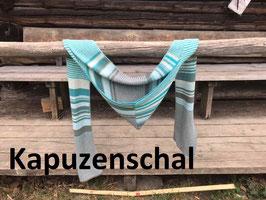 """Strickanleitung """"Kapuzenschal"""""""