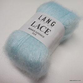 Lang Yarns Lace, Fb. 58 (zarter Mintton)