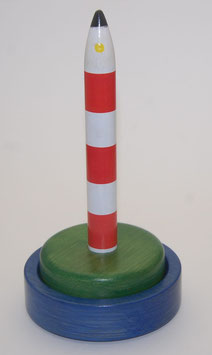 """Wollabroller """"Leuchtturm"""""""