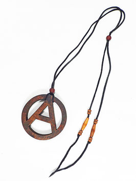 ANARCHY COASTER CHOKER / GT-224