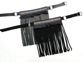 +GZ-025 / FRINGE NECK BELT