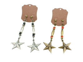 GT-160 / COAN STAR PIERCED(EARRINGS)