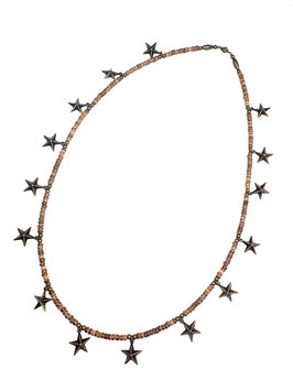 GT-195 / LONG STAR NECKLACE