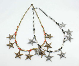 GT-161 / CORN STAR  NECKLACE