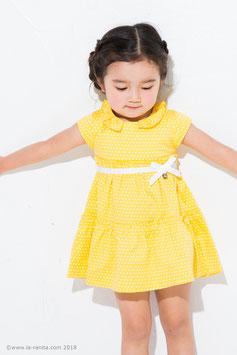 ドットドレス/Dots dress
