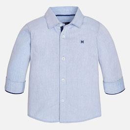 Mayoral ベビー男の子用長袖シャツ/Baby boy basic long sleeve shirt