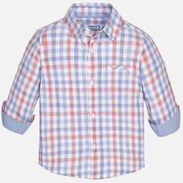 チェックシャツ/Check shirts