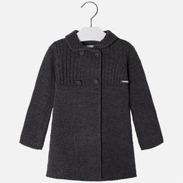 Mayoral 女の子用ニットコート/Girl acrylic knit coat