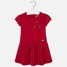 Mayoral ガールズジャージードレス/Knit dress