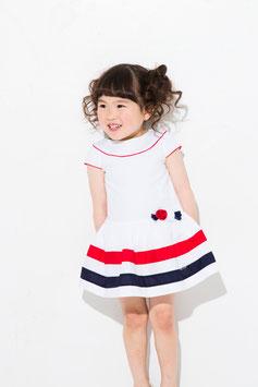ポプリンドレス/Poplin dress