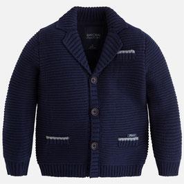 Mayoral 男の子用ニットジャケット/Boy cotton and acrylic knit jacket