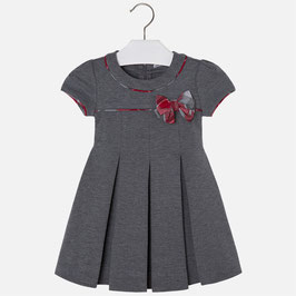 Mayoral ガールズポンテジャージードレス/Girl short sleeve Ponte knit dress
