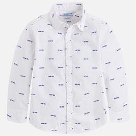ボーイズシャツ カー/Boys Shirt Car